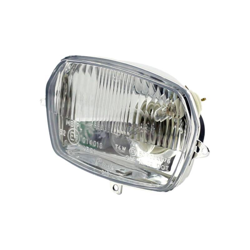 Phare ampoules tête de fourche Polisport 35W 12V