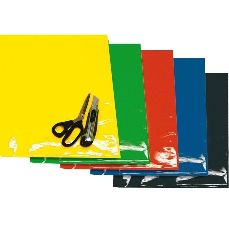 Planches adhésives Blackbird Crystall jaunes