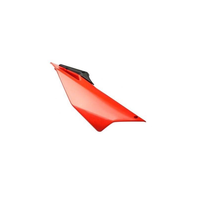 Plaque de numéro latérale YCF droite 2016 rouge