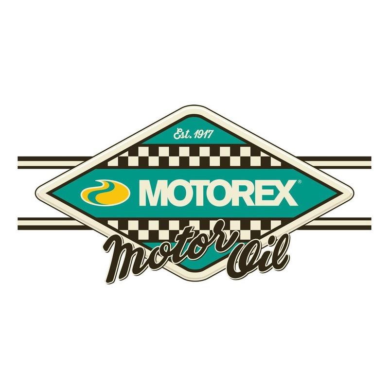 Plaque décoration Motorex Classic Line 60x32 cm