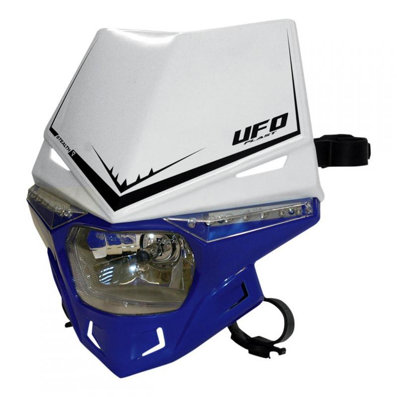 Plaque phare UFO Stealth Dual bleu