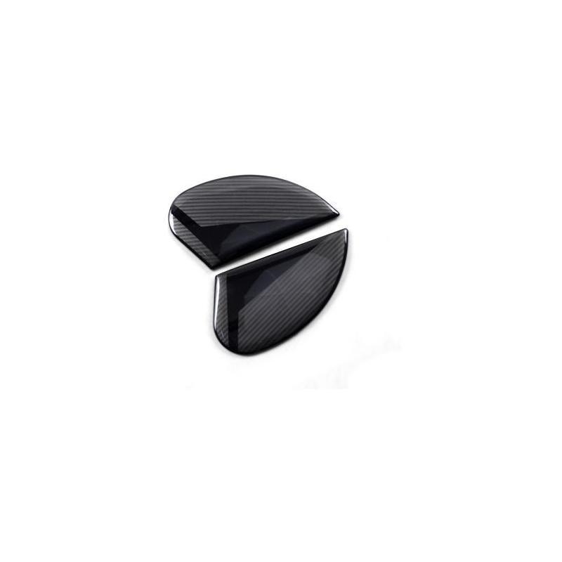 Plaques latérale Icon pour casque Airform Conflux noir