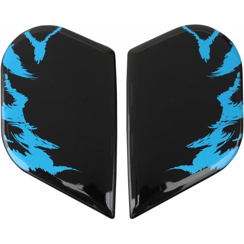 Plaques latérales Icon Alliance Berserker bleu
