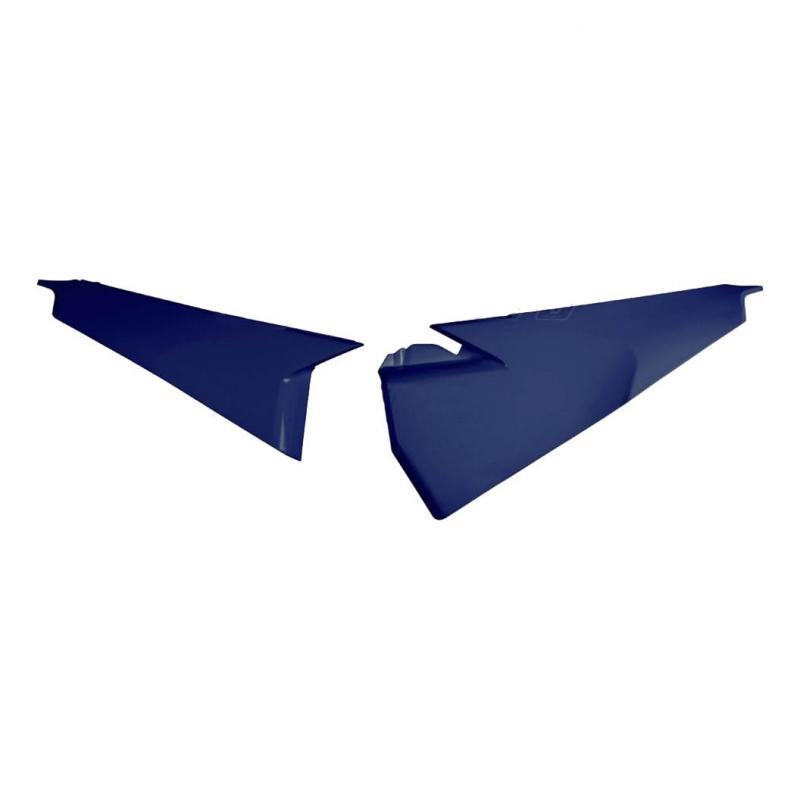 Plaques latérales supérieures UFO Husqvarna 250 FC 19-21 bleu