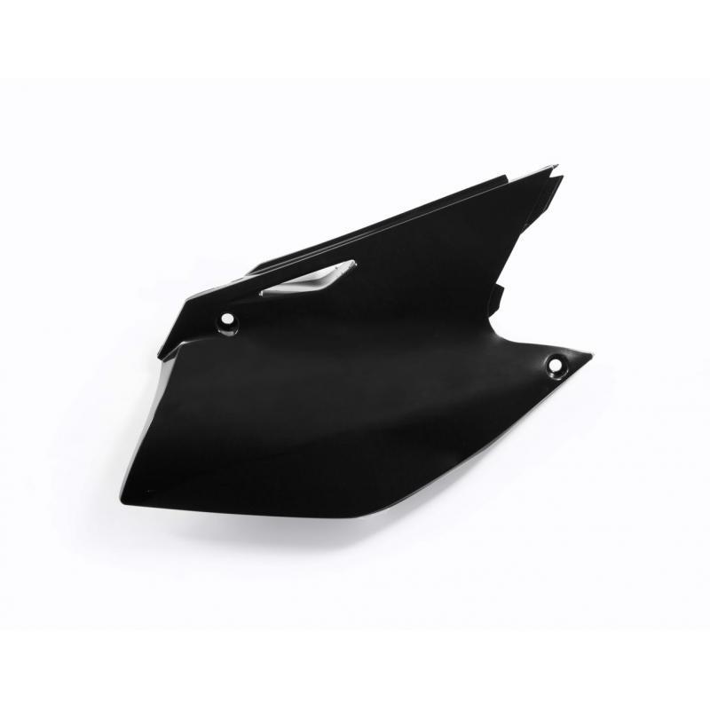 Plaques numéro latérales Acerbis Suzuki 250 RMZ 04-06 noir (paire)
