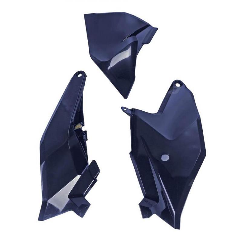 Plaques numéro latérales UFO KTM 85 SX 18-21 bleu