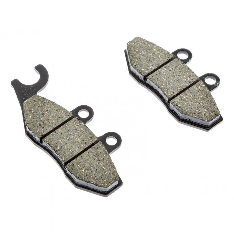 Plaquettes de frein Brembo 07056CC carbone céramique avant/arrière