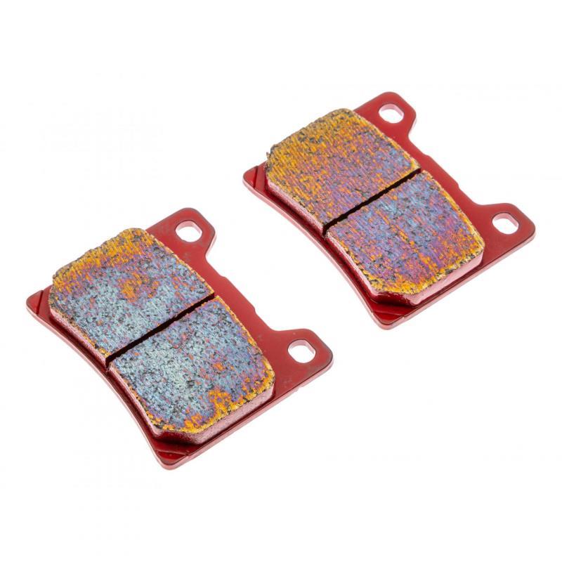 Plaquettes de frein Brembo métal fritté 07YA11SP
