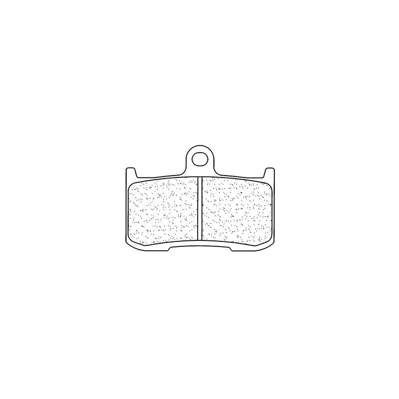 Plaquettes de frein Carbone Lorraine 1083C60