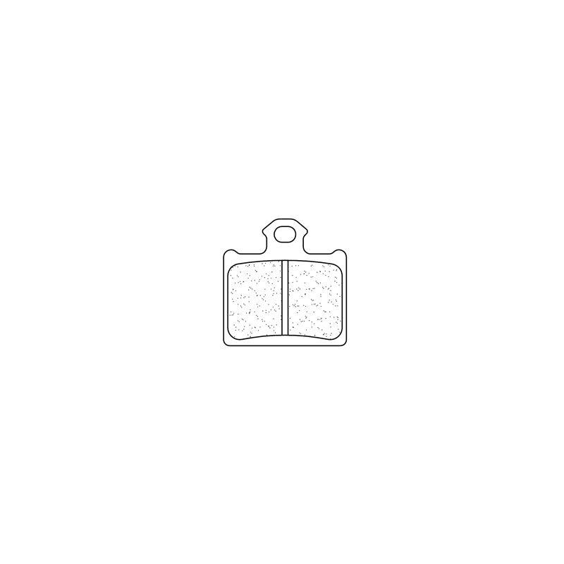 Plaquettes de frein Carbone Lorraine 1219X59