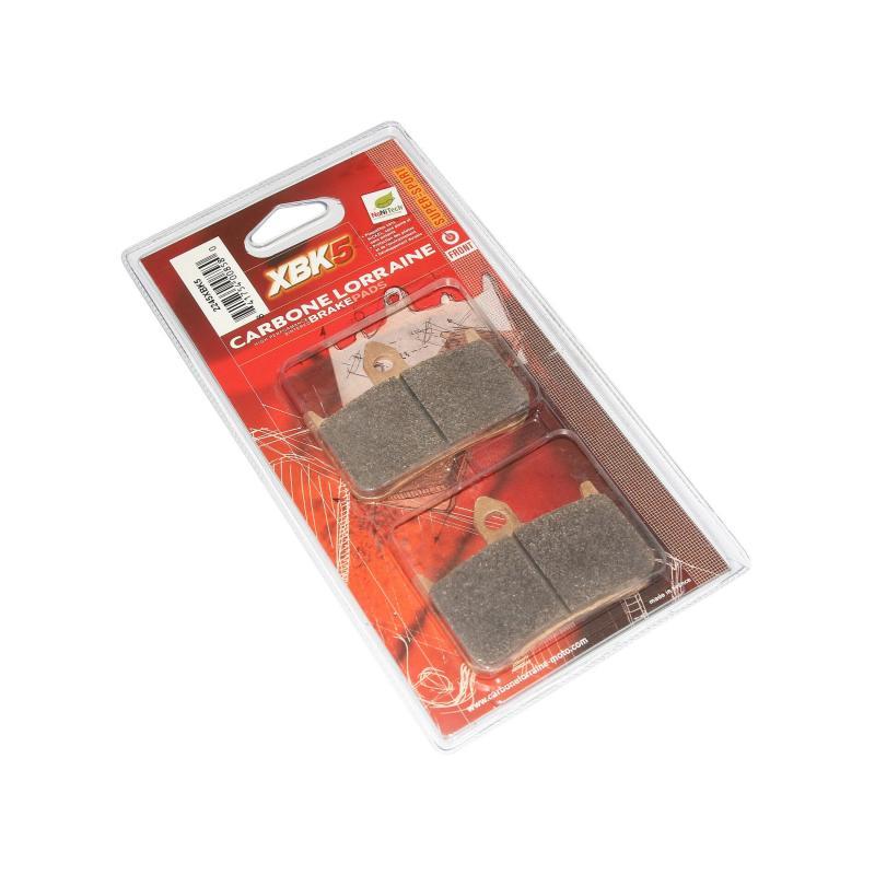 Plaquettes de frein Carbone Lorraine 2245XBK5