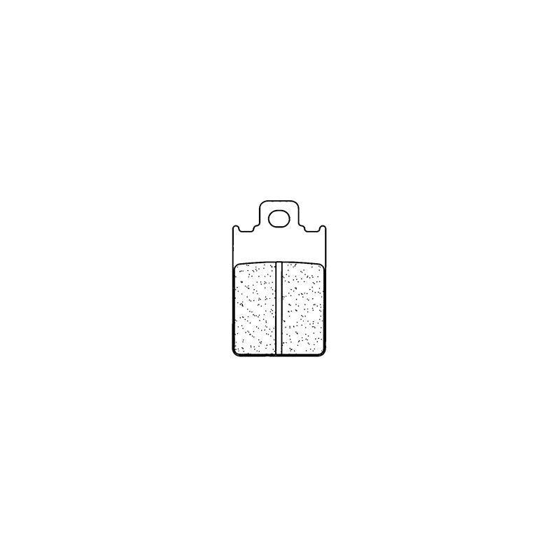 Plaquettes de frein Carbone Lorraine 2260EN10