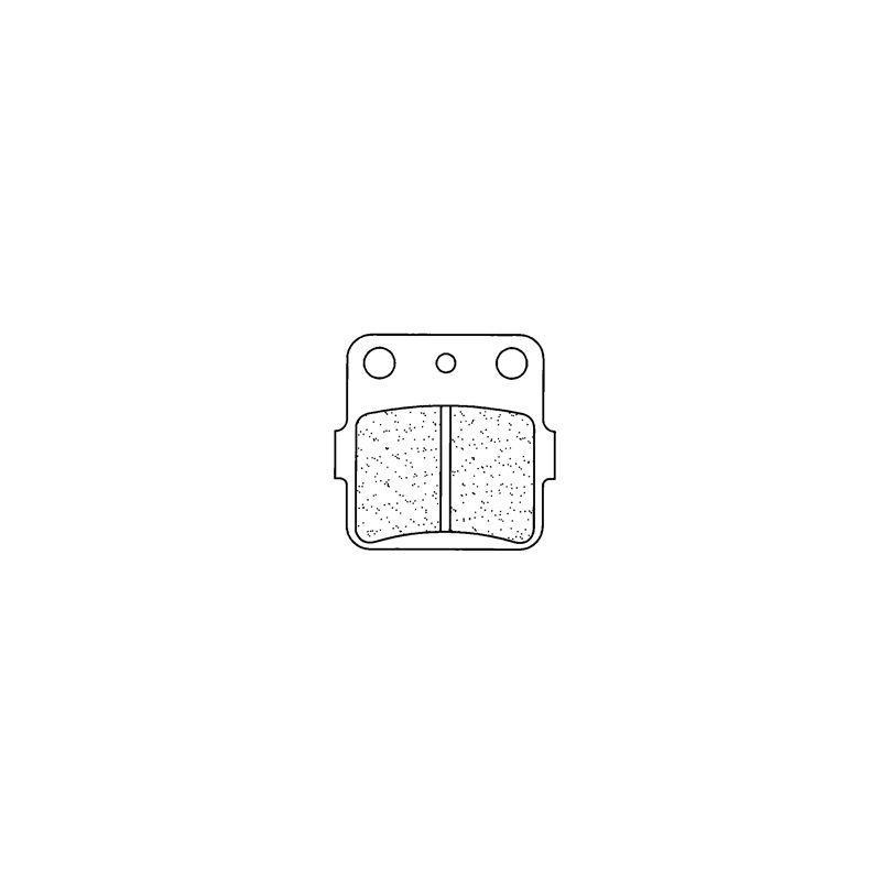 Plaquettes de frein Carbone Lorraine 2328MX10