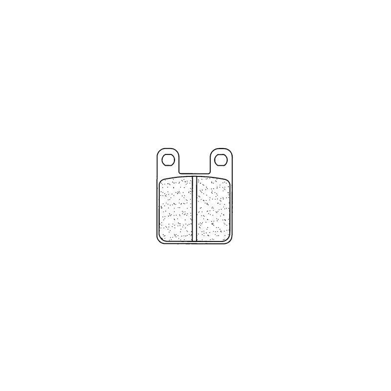 Plaquettes de frein Carbone Lorraine 2377X59