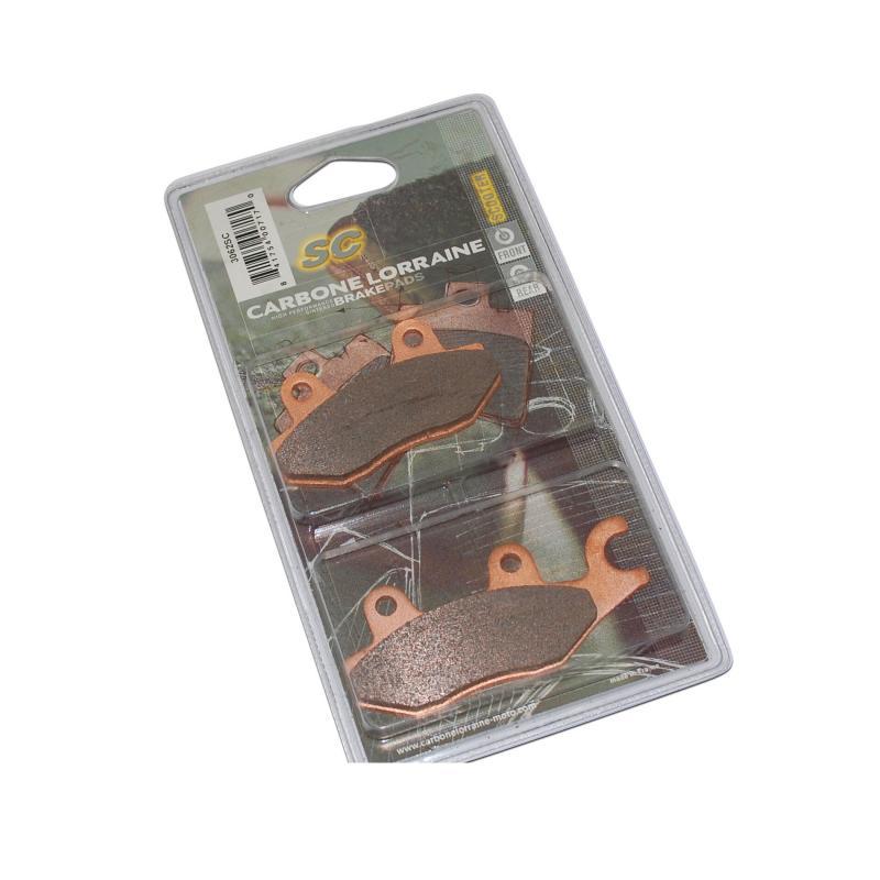 Plaquettes de frein Carbone Lorraine 3062SC