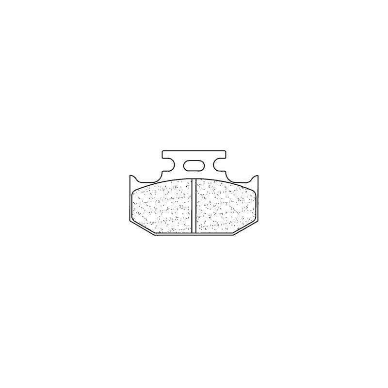 Plaquettes de frein CL Brakes 2299S4