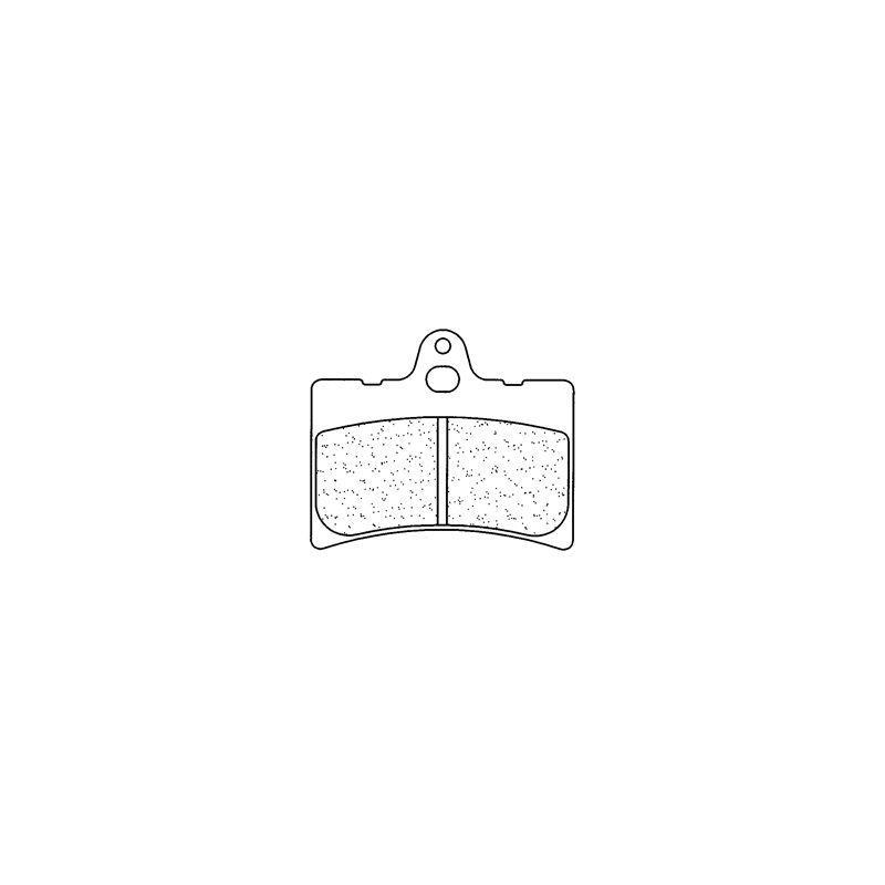 Plaquettes de frein CL Brakes 2601MX10