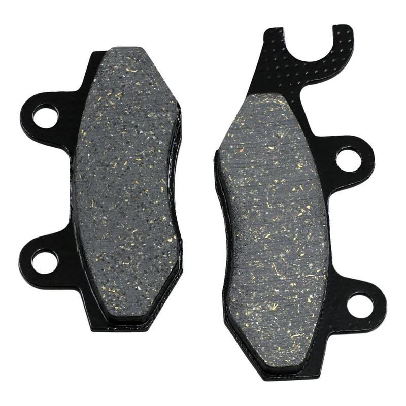 Plaquettes de frein EBC Brake FA228