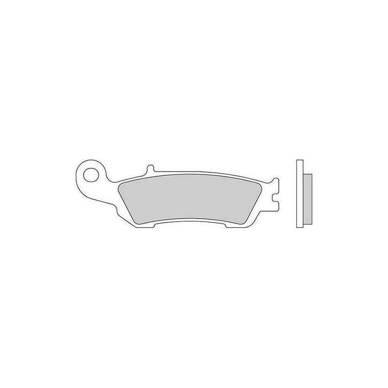 Plaquettes de frein Galfer FD364 G1054 Yamaha 125/250/450/YZ/WR