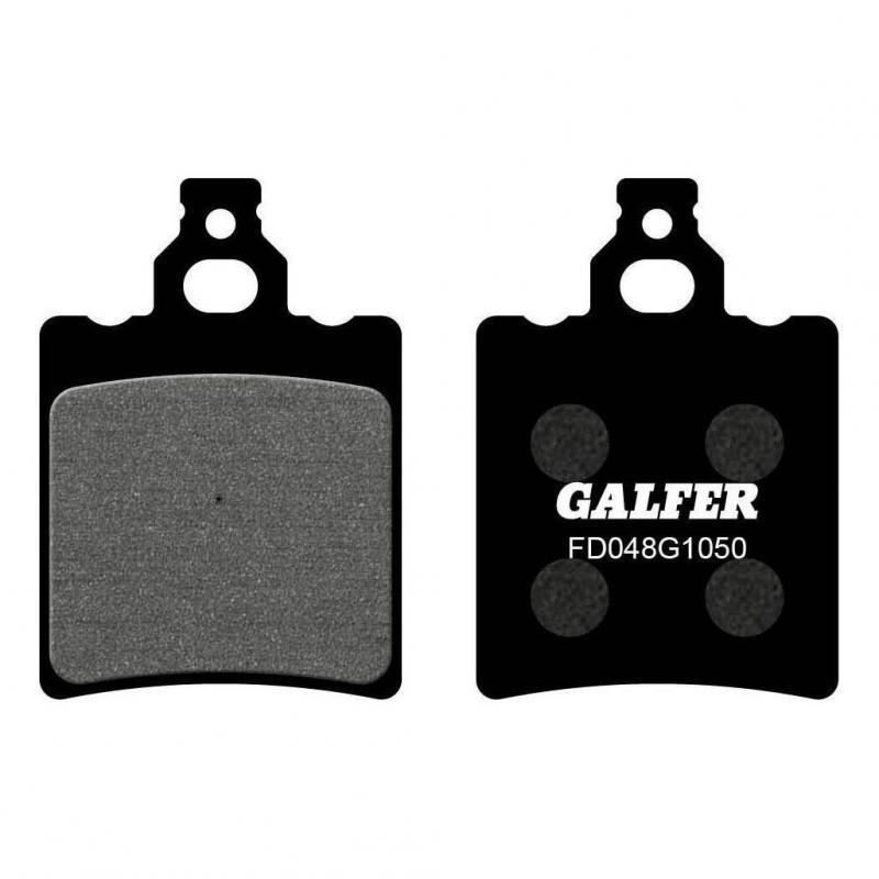 Plaquettes de frein Galfer G1050 semi-métal FD048