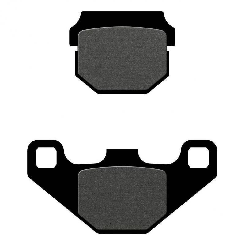 Plaquettes de frein Galfer G1050 semi-métal FD094