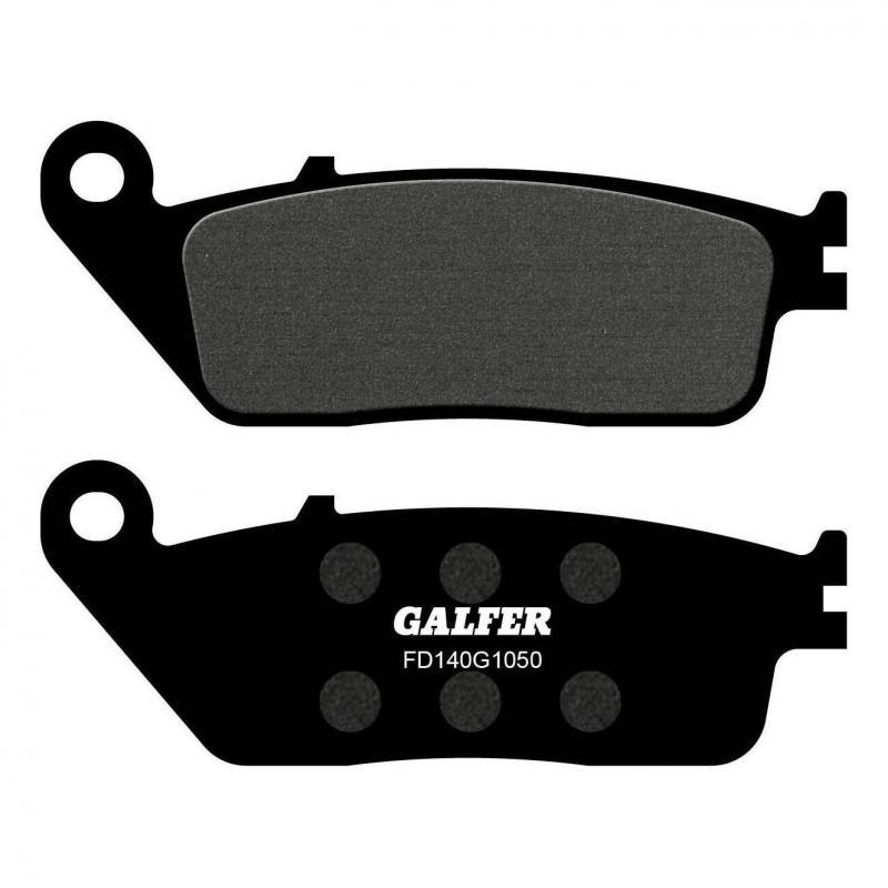 Plaquettes de frein Galfer G1050 semi-métal FD140