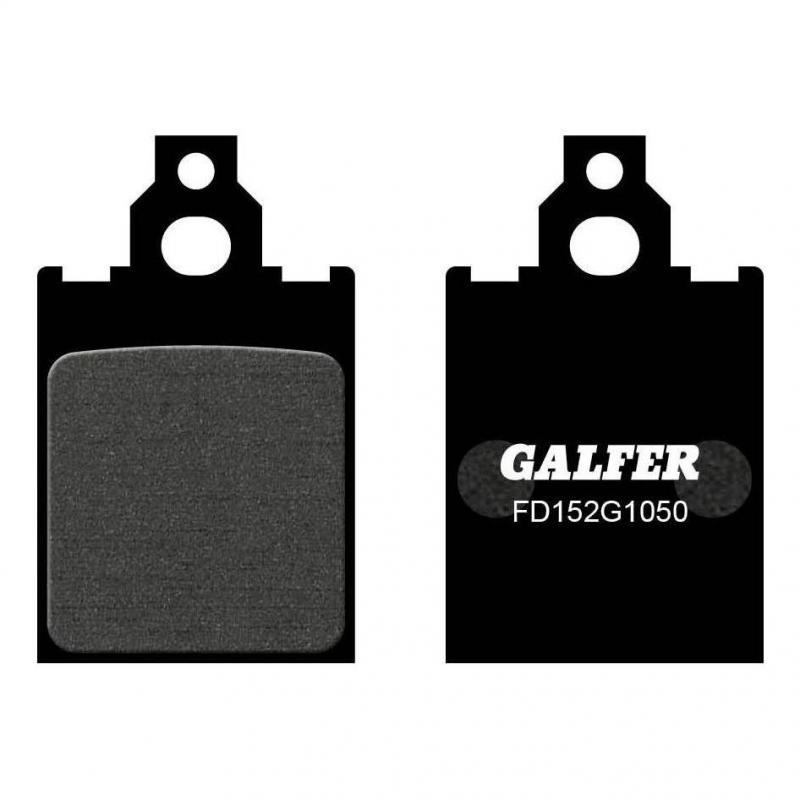 Plaquettes de frein Galfer G1050 semi-métal FD152