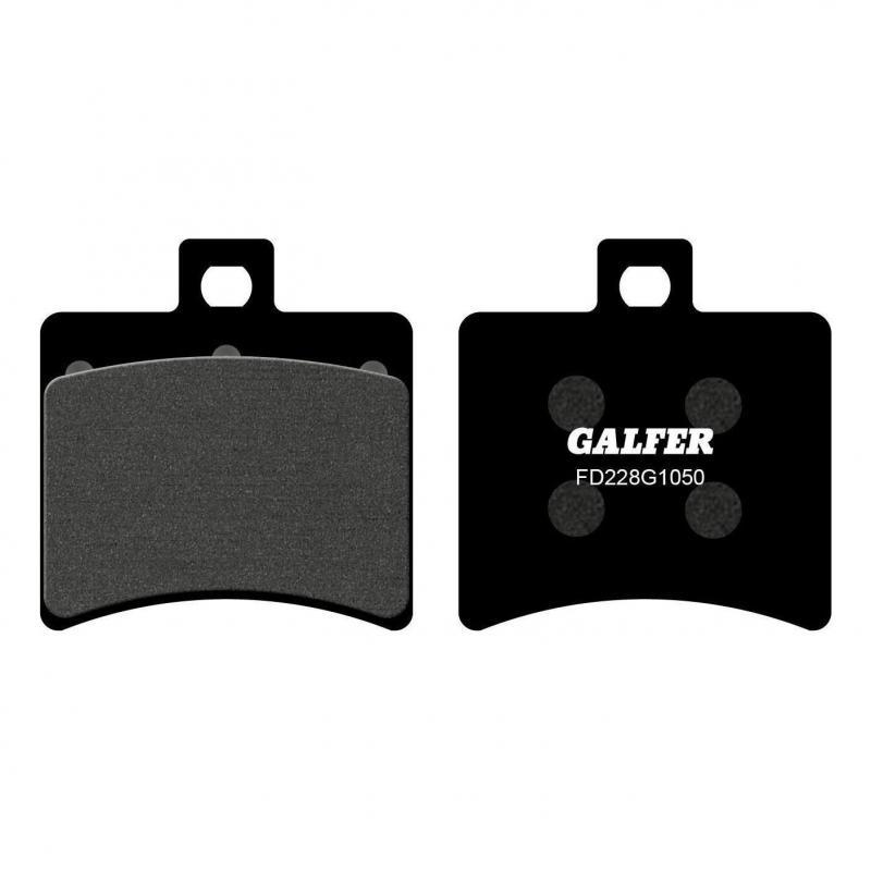 Plaquettes de frein Galfer G1050 semi-métal FD228