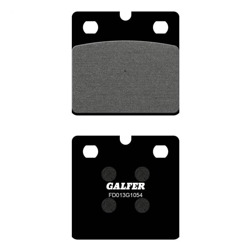 Plaquettes de frein Galfer G1054 semi-métal FD013