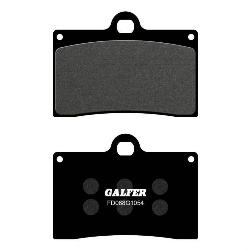 Plaquettes de frein Galfer G1054 semi-métal FD068