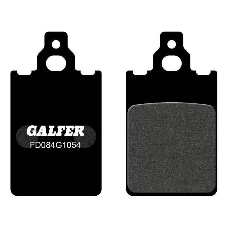 Plaquettes de frein Galfer G1054 semi-métal FD084
