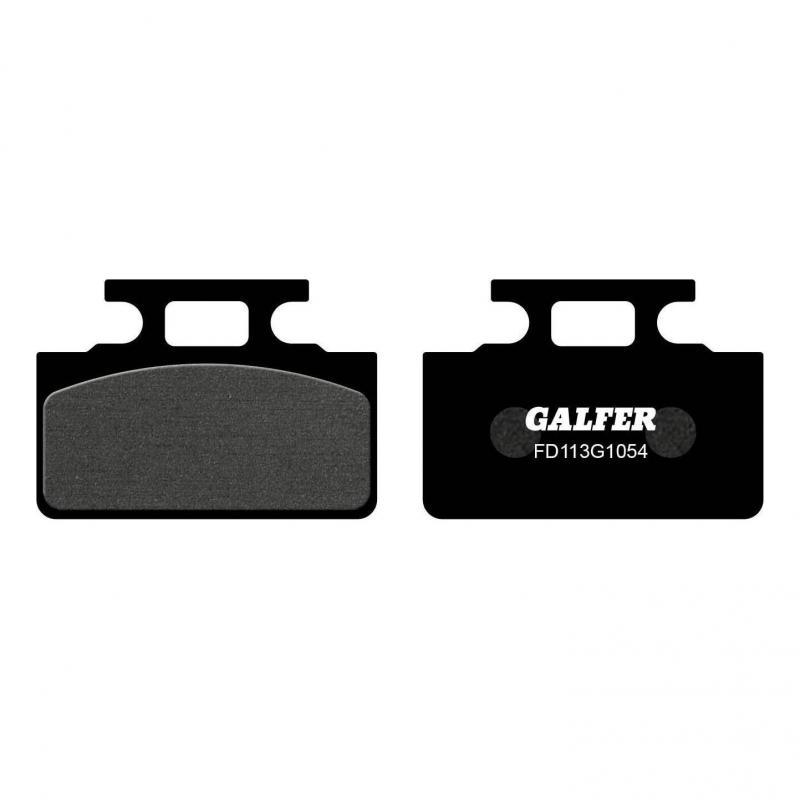 Plaquettes de frein Galfer G1054 semi-métal FD113