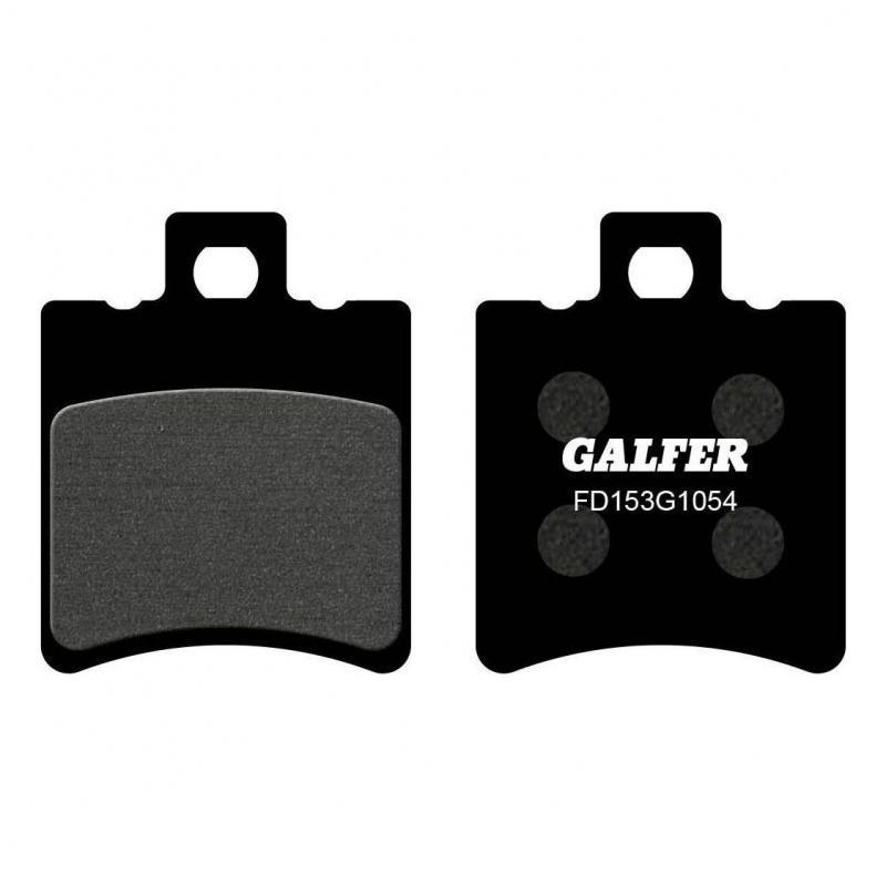 Plaquettes de frein Galfer G1054 semi-métal FD153