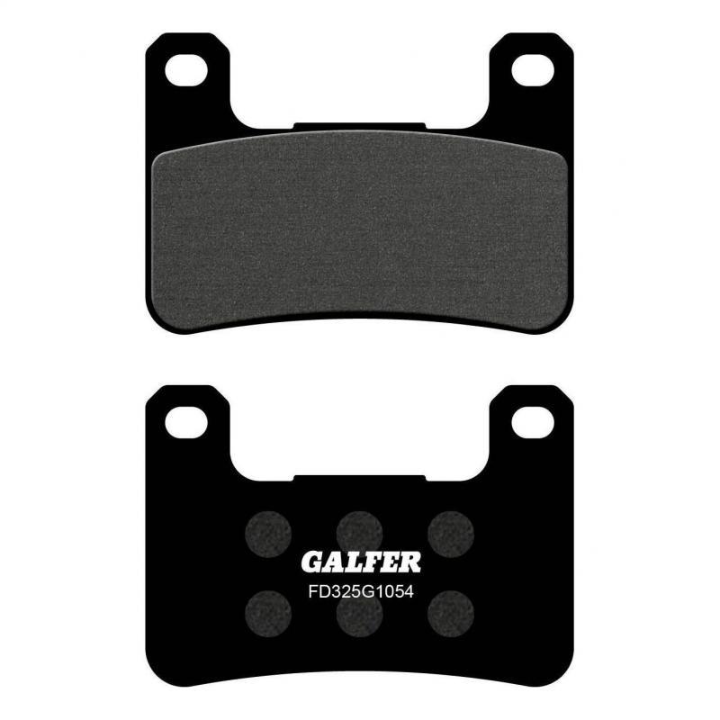 Plaquettes de frein Galfer G1054 semi-métal FD325