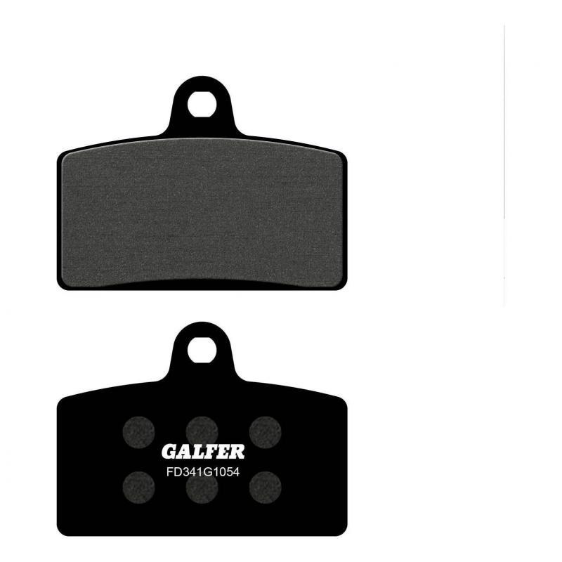 Plaquettes de frein Galfer G1054 semi-métal FD341