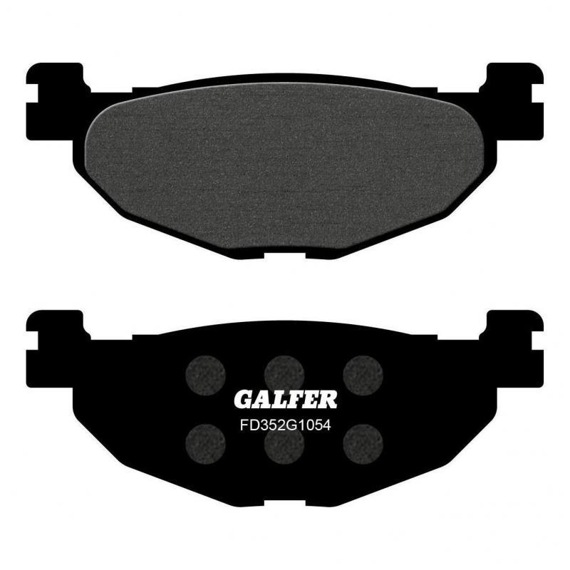 Plaquettes de frein Galfer G1054 semi-métal FD352