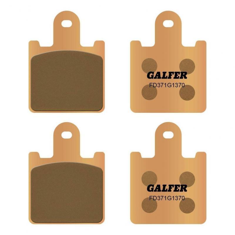 Plaquettes de frein Galfer G1370 sinter FD371