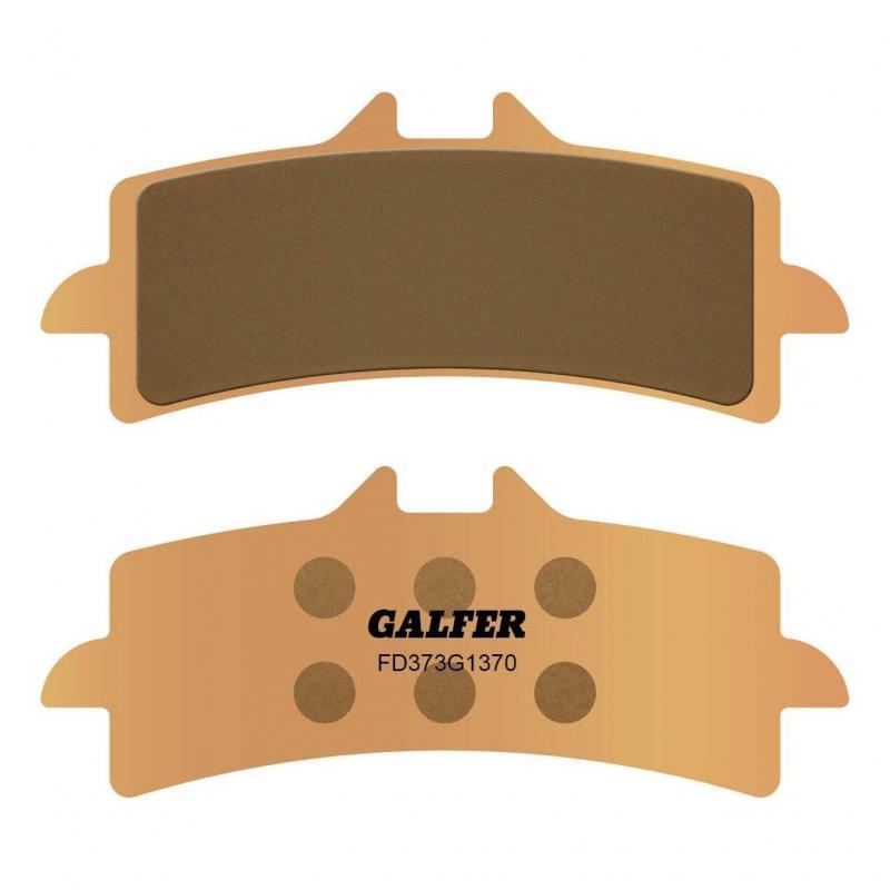 Plaquettes de frein Galfer G1370 sinter FD373