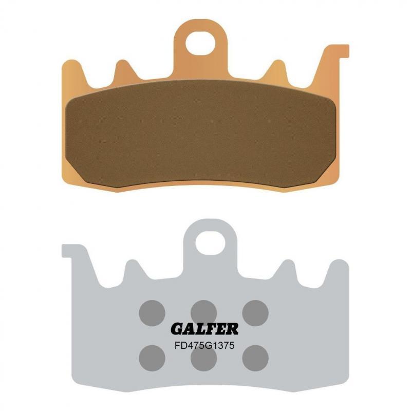 Plaquettes de frein Galfer G1375 sinter FD475