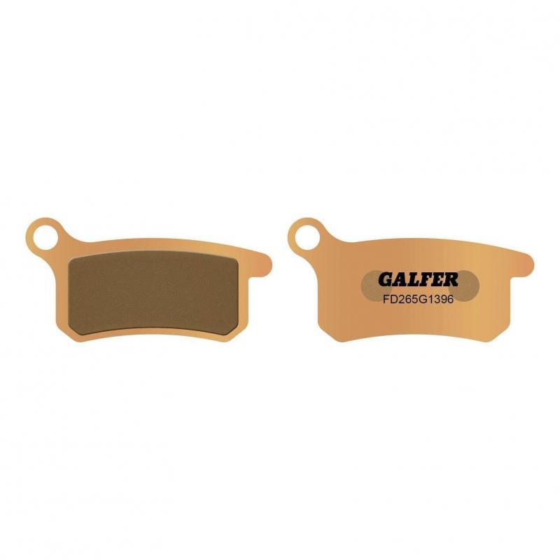 Plaquettes de frein Galfer G1396 sinter FD265