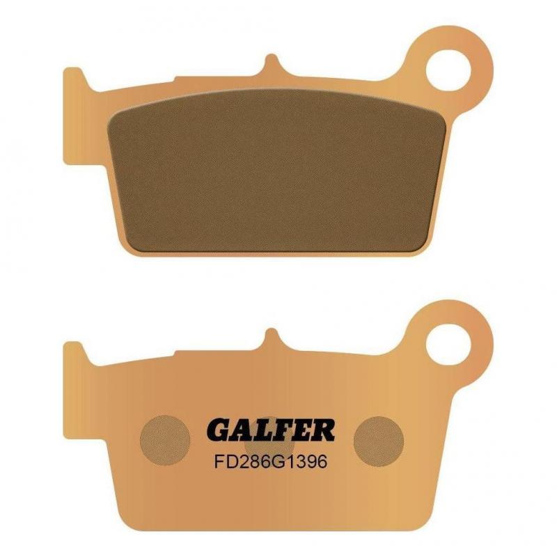 Plaquettes de frein Galfer G1396 sinter FD286