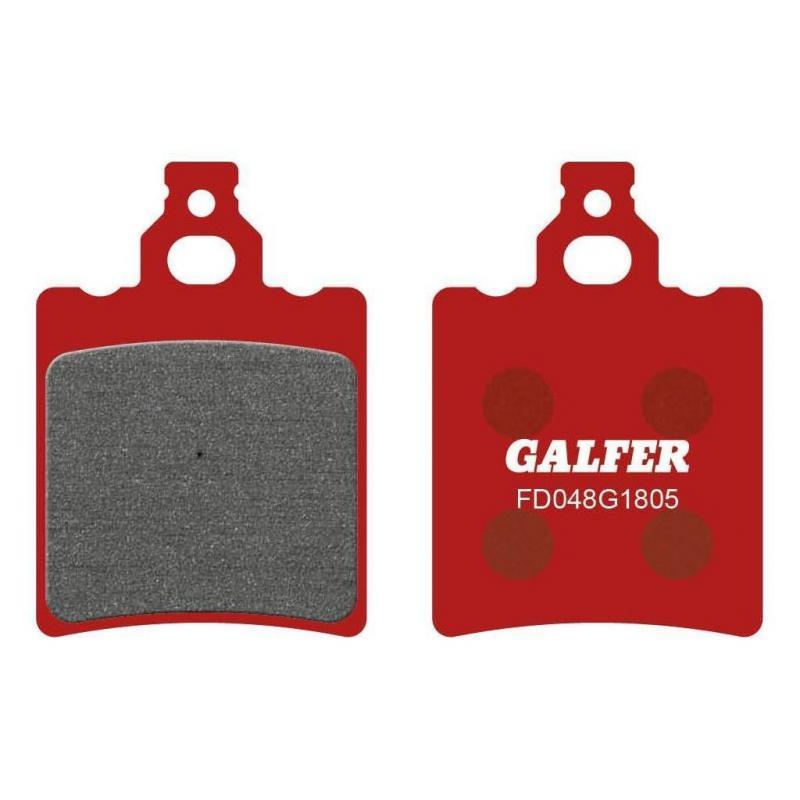 Plaquettes de frein Galfer G1805 semi-métal FD048