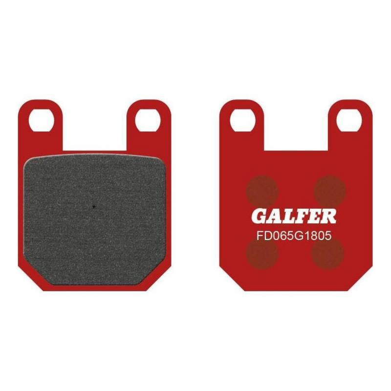 Plaquettes de frein Galfer G1805 semi-métal FD065