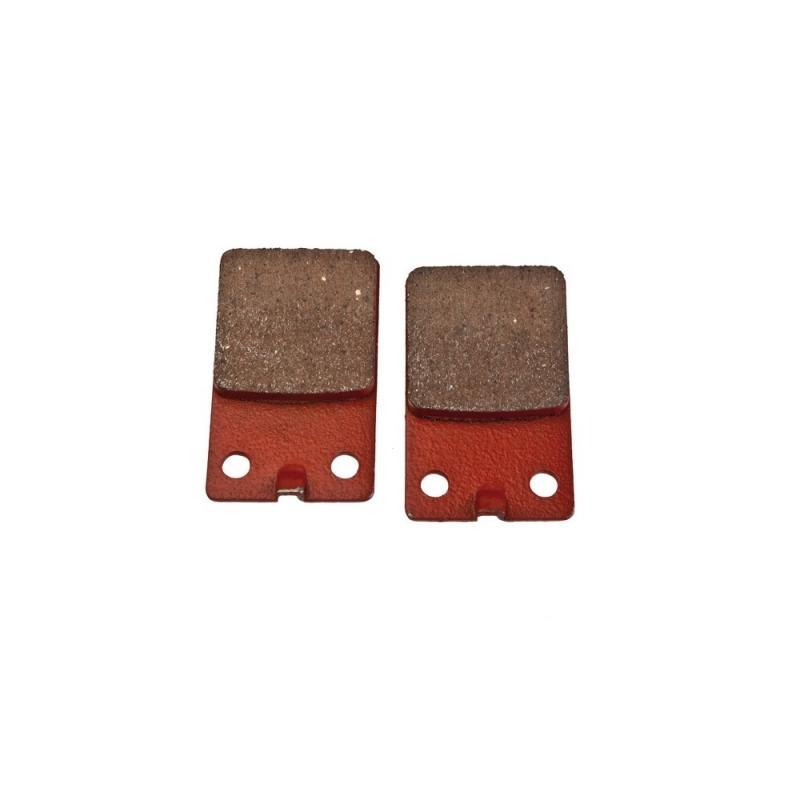 Plaquettes de frein Galfer G1805 semi métal FD071