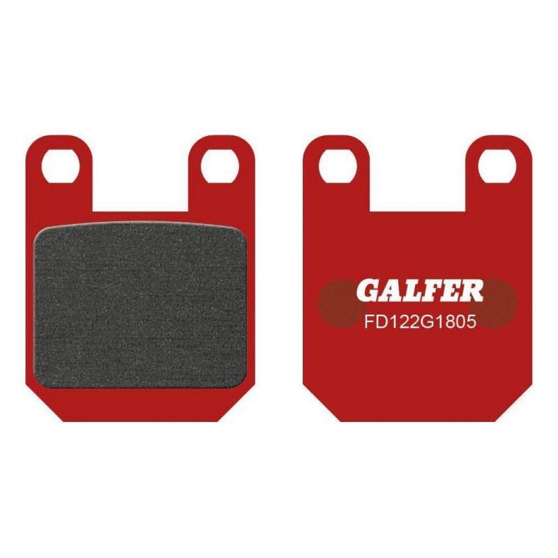 Plaquettes de frein Galfer G1805 semi-métal FD122