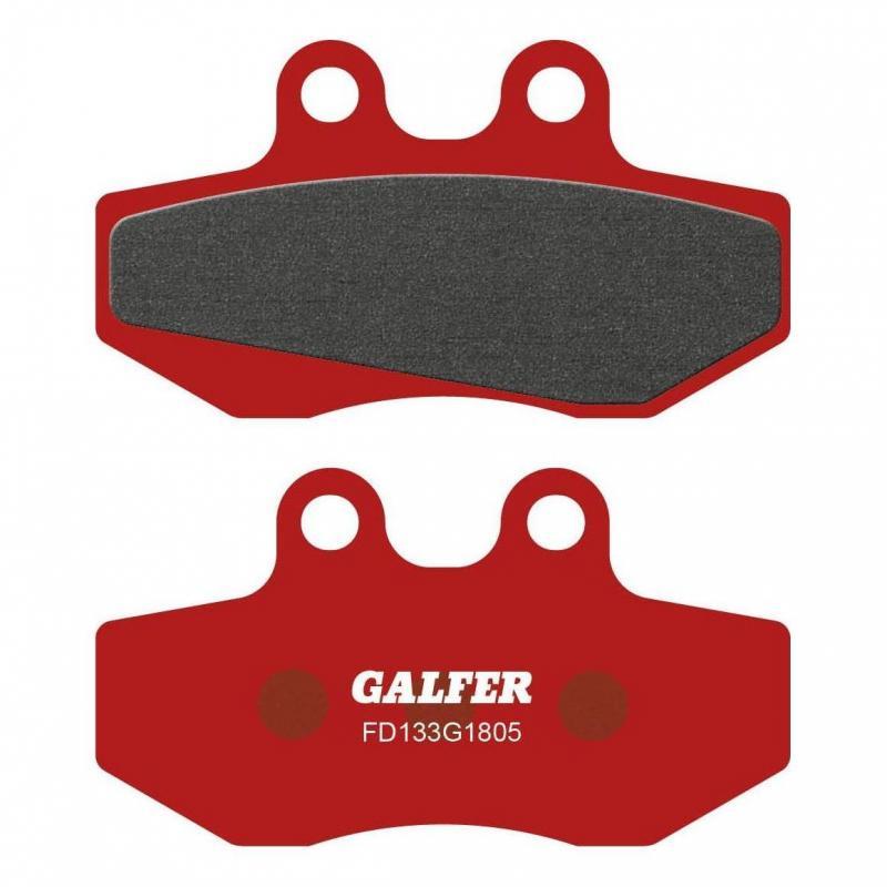 Plaquettes de frein Galfer G1805 semi-métal FD133
