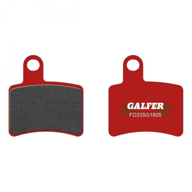 Plaquettes de frein Galfer G1805 semi-métal FD335