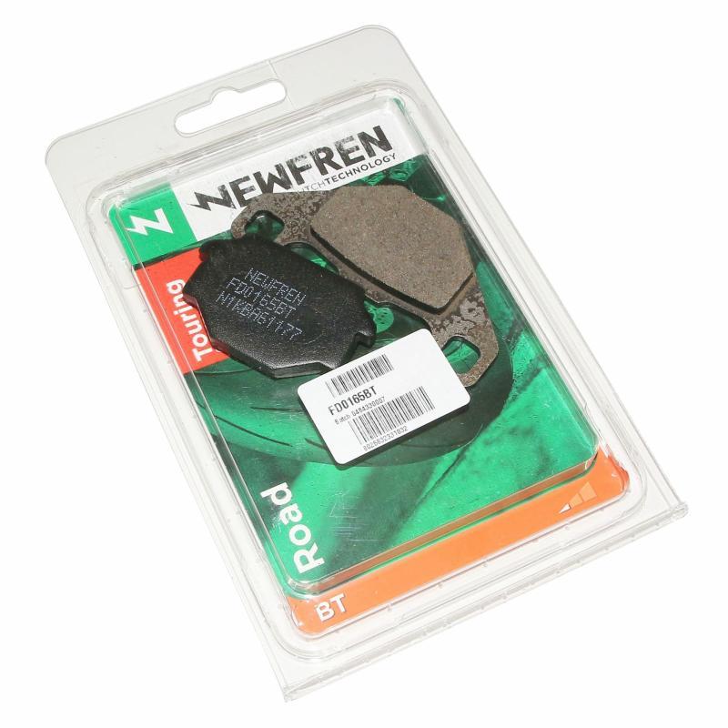 Plaquettes de frein Newfren Aprilia 125 MX 07- / 125 RX 90-