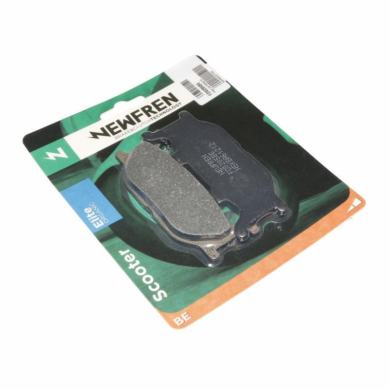 Plaquettes de frein Newfren Yamaha 500 Tmax 04-07 / 250-400 Majesty 01-