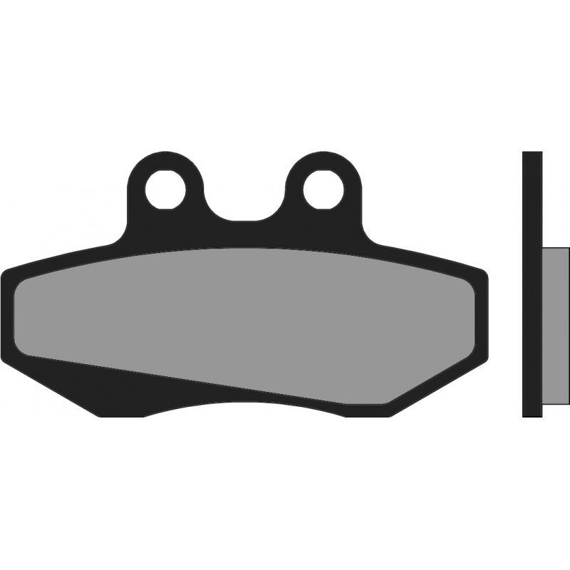 Plaquettes de frein Polini Sintered GPR/XR6